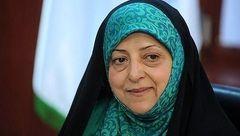 واکنش خانم ابتکار به فعالیت ضدحجاب مسیح علی نژاد