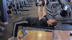 کاهش خطر سکته قلبی با وزنه زدن