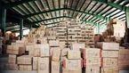 توقیف تریلی 2.5میلیاردی کالای قاچاق در محور سمنان دامغان
