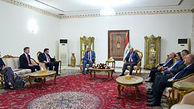 رئیس جمهوری عراق برای کاهش تنشها در منطقه درخواستی داشت