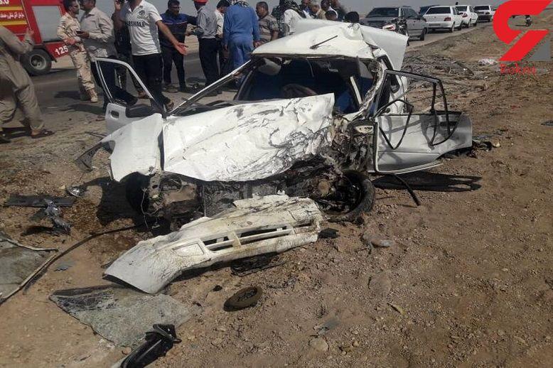 کابوس مرگ در جاده اروندکنار - آبادان تمامی ندارد