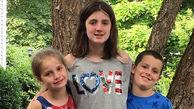 قتل عام وحشتناک 3 کودک و پدر و مادرشان + عکس کودکان / امریکا
