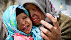 تلخ ترین سلفی یک مادر و دختر / ناگفته های سمیه اشک همه را در می آورد! + عکس 14+