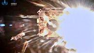 فرود موفق کاوشگر چینی روی ماه