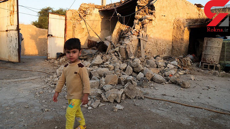 وضعیت اسفناک زلزلهزدگان مسجدسلیمان