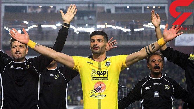 سعید آقایی در تیم منتخب هفته آسیا از دید SofaScore+عکس