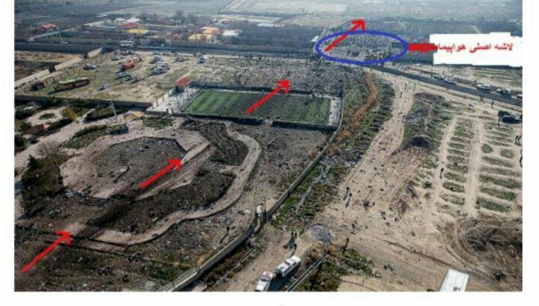 اولین گزارش لحظه به لحظه از سقوط هواپیمای اوکراین / زنده بودن مسافران تا زمان انفجار! + فیلم ها