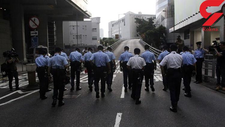 بازداشت مظنونان حملههای اخیر در هنگکنگ