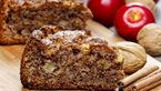 طرز تهیه کیک سیب و دارچین خانگی