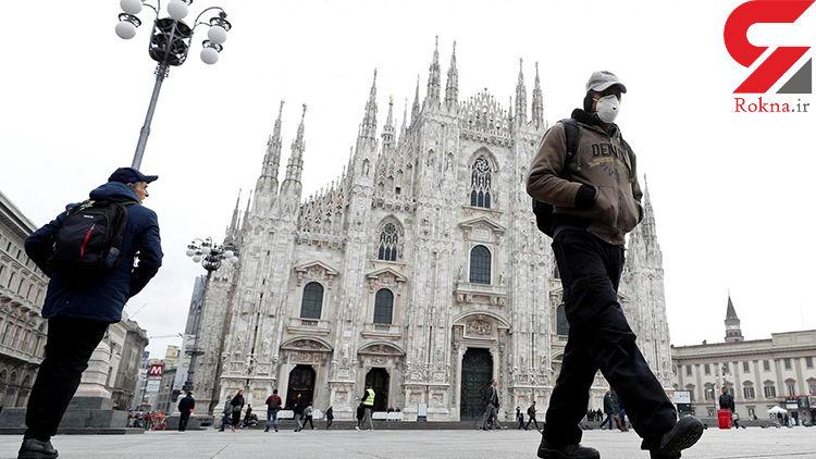تعداد مبتلایان به کرونا در ایتالیا از 80 هزار نفر فراتر رفت