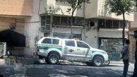 دار زدن دانشجوی دکتری زبان فرانسه در فلاح  تهران + عکس محل حادثه