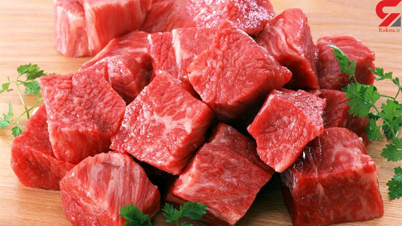 قیمت گوشت قرمز در بازار امروز سه شنبه 11 خرداد
