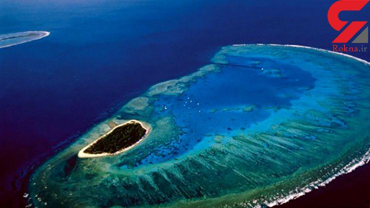 جزیره ای که با دیدن آن به وجد می آیید + تصاویر