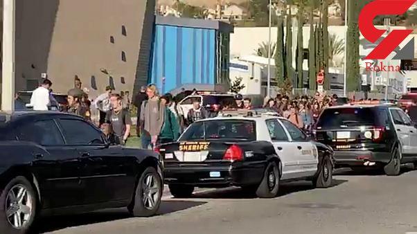 5 کشته و زخمی در تیراندازی به یک مدرسه / در لسآنجلس رخ داد + عکس