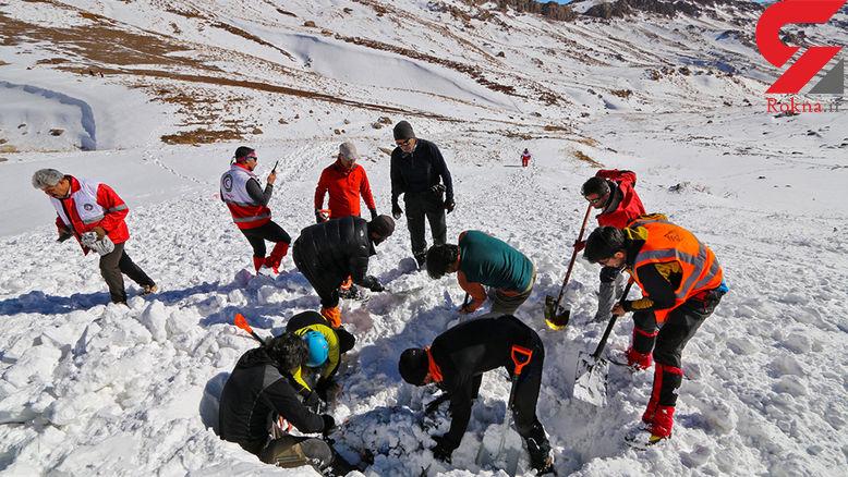 9 کوهنورد جان باخته تنها 2 متر با زندگی فاصله داشتند / در منطقه جن ها در اشترانکوه چه گذشت؟+فیلم و عکس