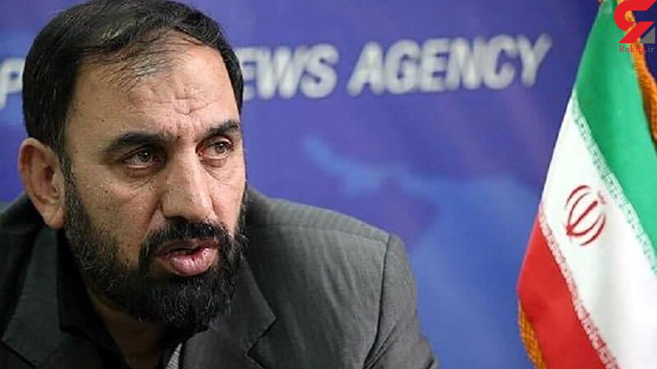 مرگ سیاستمدار سرشناس کرمانشاه در تصادف + عکس