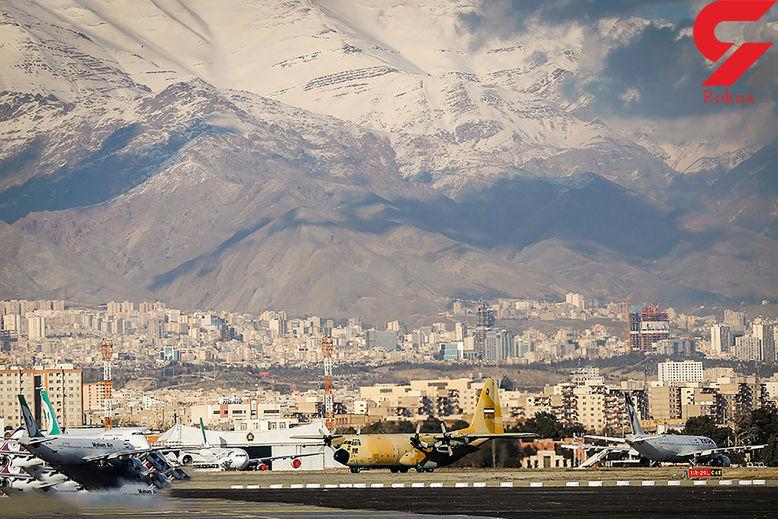 هوای مطبوع تهران در روز جمعه