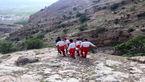 نجات جوان 18 ساله در ارتفاعات روستای دوبیران سفلی