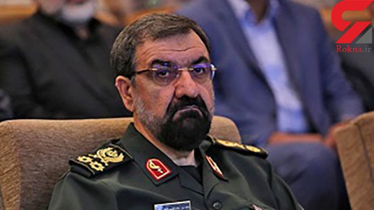 واکنش محسن رضایی نسبت به خبر تحریمش از سوی آمریکا