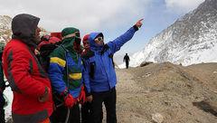 کوهنوردان امشب در کوه دنا می مانند / آخرین خبرها از پرواز تهران-یاسوج