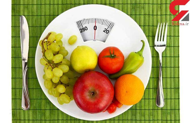 رژیم غذایی متنوع عامل چاقی و اضافه وزن