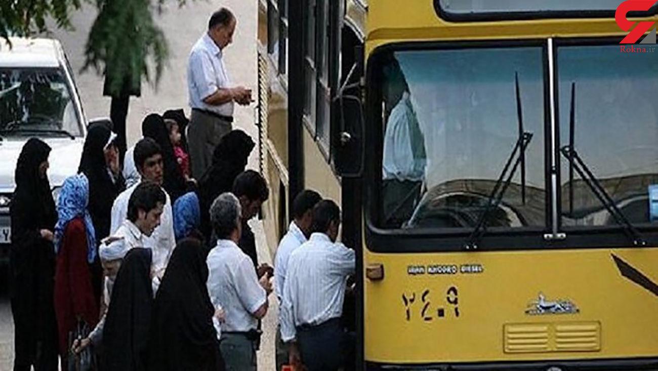 برخورد پلیس با تخلفات ناوگان حمل مسافر در تهران
