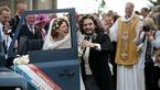 """ازدواج دوستاره عاشق """"بازی تاج و تخت"""" / جان اسنو با عروس وحشی اش ازدواج کرد +عکس ها"""