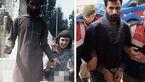 دستگیری مردی مخوف که با سربریده عکس سلفی گرفته بود! + عکس قبل و بعد