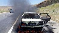 عکس زنده زنده سوختن 5 ایرانی در این صحنه باورنکردنی  + جزییات