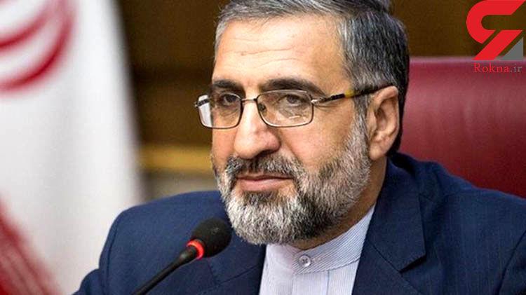 توضیحات سخنگوی قوه قضاییه درباره بازداشت عامل بسته شدن بزرگراه امام علی