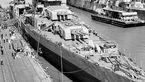 کشف لاشه کشتی جنگی آمریکایی پس از ۷۲ سال!+ تصاویر