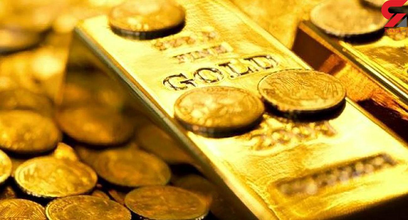 تورم آمریکا بیش از پیش بینی ها / قیمت طلا تغییر کرد