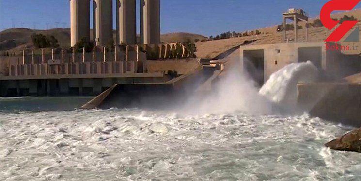 سر ریز شدن 5 سد عراق به سمت ایران / فاجعه ای دیگر در راه است ؟+ عکس