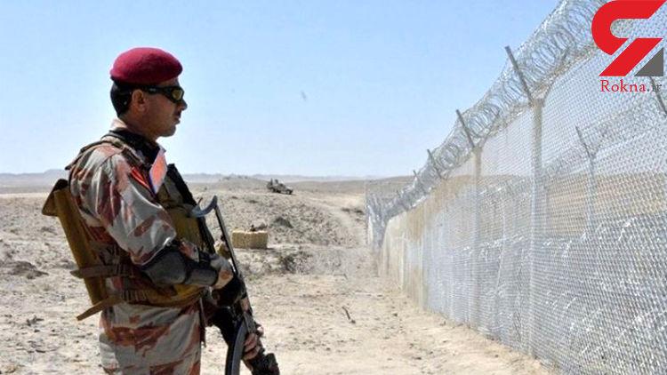 آغاز حصارکشی مرز پاکستان با ایران