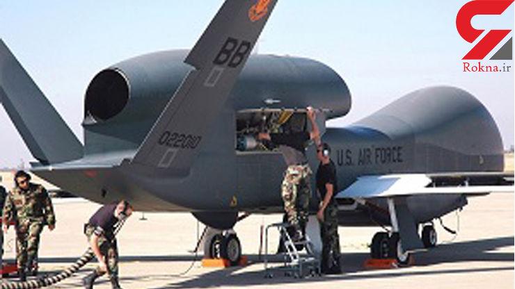 افشاگری آمریکا از پنهان کاری درباره سقوط پهپاد جاسوسی در اسپانیا + عکس