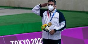 قالیباف کسب مدال طلای المپیک در رشته تیراندازی را تبریک گفت