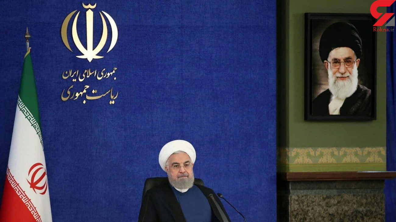 روحانی: در همه استانها از نقطه پیک عبور کرده ایم/ وحدت ملت فلسطین یک پیروزی بزرگ بود