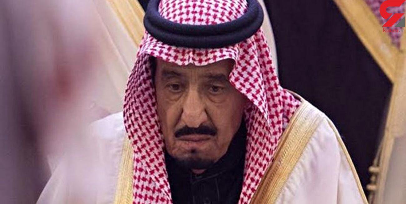 سلمان شاه سعودی روانه بیمارستان شد