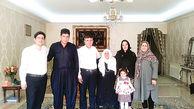 یکی از بازماندگان نسل کشی حلبچه مادر خود را پس از سال ها پیدا کرد+ عکس