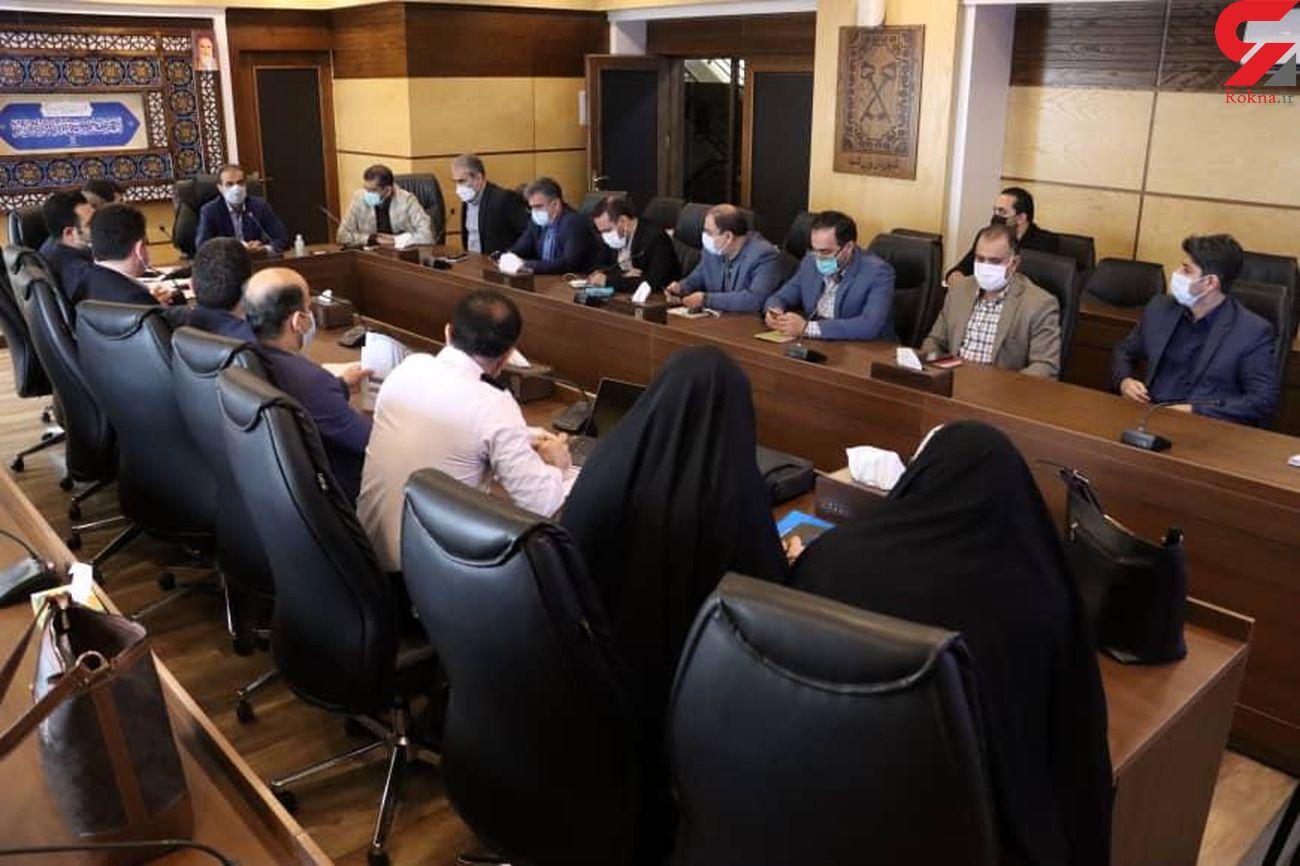 دستور شهردار به ایجاد زیر ساخت و خریداری تجهیزات پروژه فیبر نوری
