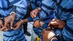 دستگیری سارق حرفه ای منزل با 12 فقره سرقت در کازرون