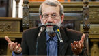 لاریجانی: نمایندگان رسیدگی به لایحه بودجه 97 را با نشاط به پایان رساندند