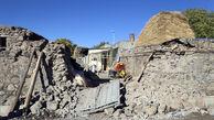 زوایای دیده نشده از خسارات زلزله در آذربایجان شرقی +تصاویر