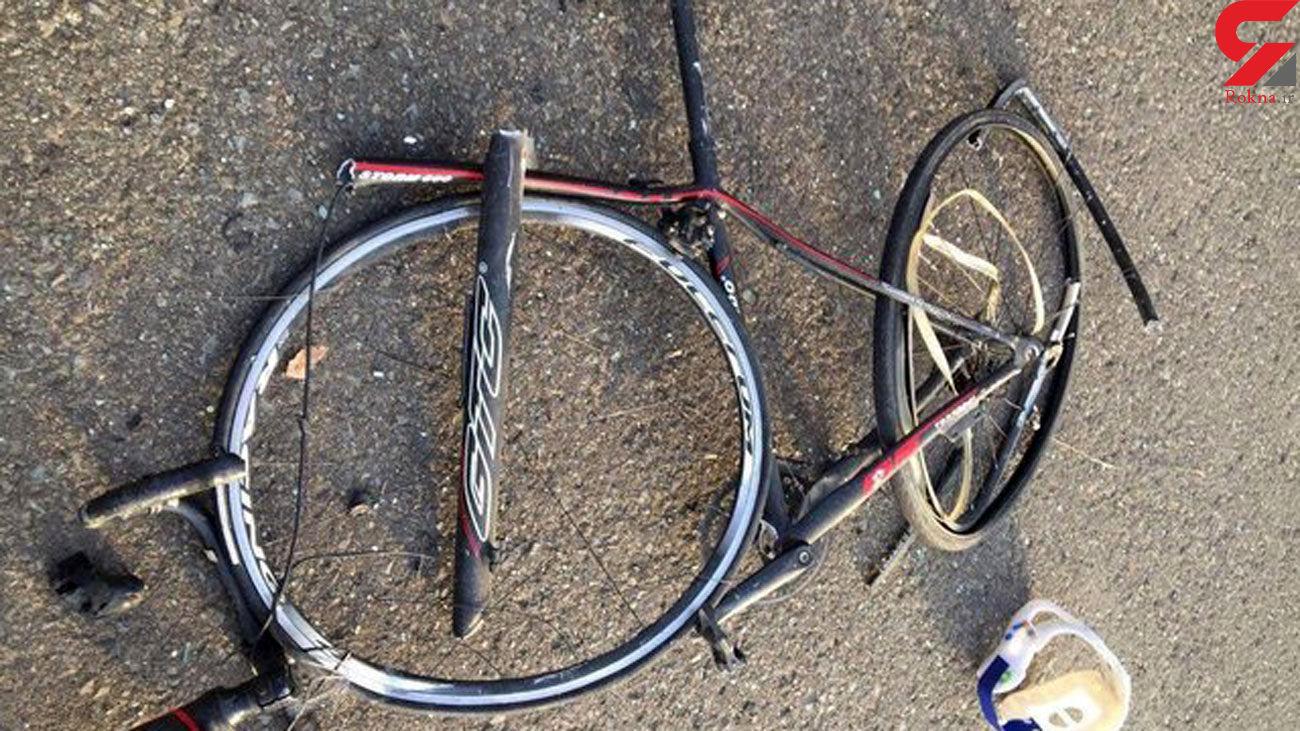 اتفاق عجیب در تهران / کمین موتورسوارها برای آزار دوچرخه سواران