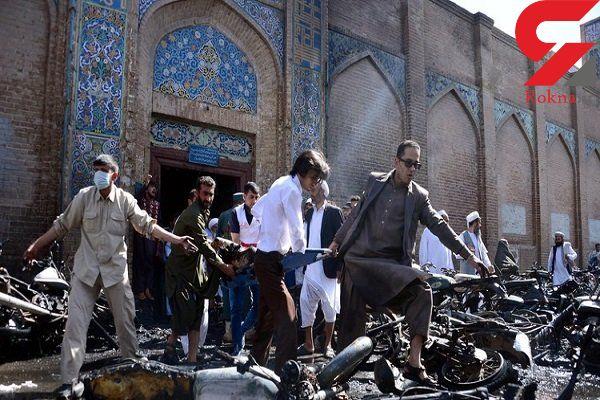 2 انفجار مرگبار همزمان با عاشورای حسینی در افغانستان + عکس