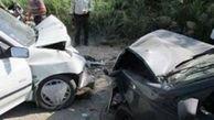 10 زخمی در تصادف وحشتناک پراید با پژو / 4 صبح در بردسیر رخ داد