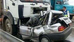 تعویض مرگبار لاستیک خودرو حادثه ای وحشتناک برای جوان یزدی رقم زد