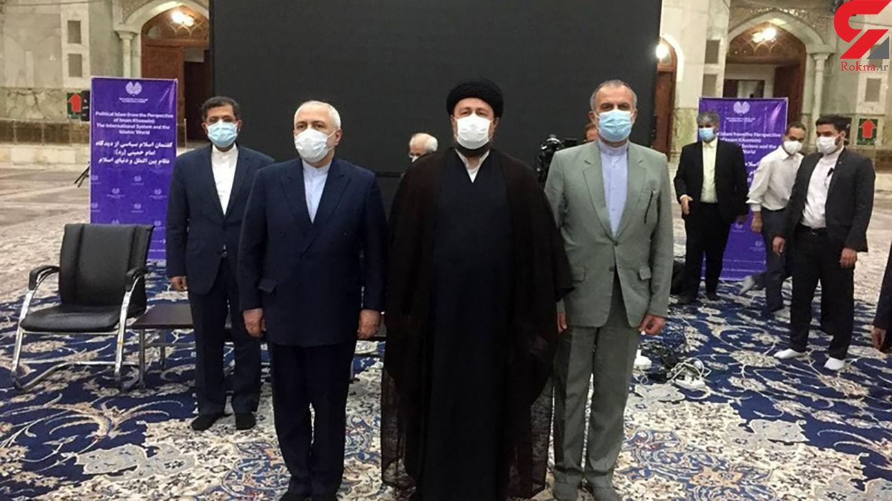 سیدحسن خمینی: ظلم به ظریف، ظلم به نگاه کارشناسی در دستگاه سیاست خارجی است
