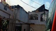آتشسوزی ۳ واحد مسکونی در آستانه اشرفیه