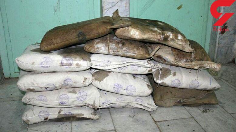 درگیری مسلحانه در سراوان / قاچاقچیان فرار کردند + عکس